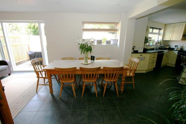 Dining/Family Area