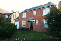 4 bedroom Detached house to rent in Anna Pavlova Close...