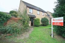 semi detached house in Weavers Close, Witney