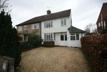 semi detached house to rent in Sellwood Road, Abingdon