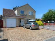 Detached house in High Road, Guyhirn...