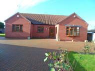 Detached Bungalow in Burrett Road, Wisbech...