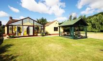 Detached house for sale in Gull Road, Guyhirn...