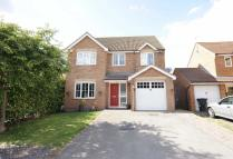 Detached house in Lodge Way...