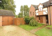 Detached house in Samuels Close, Stanwick...