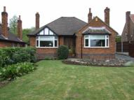 Bungalow in Swarkestone Road...