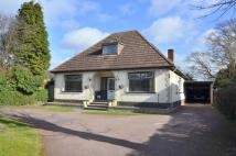 Blagreaves Lane Bungalow for sale