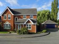 4 bed Detached house for sale in Meynell Court, Allestree...