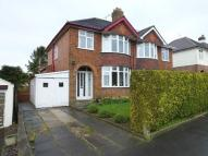 3 bedroom semi detached property for sale in West Bank Road...