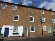 3 bed Terraced property in Brick Row, Darley Abbey...