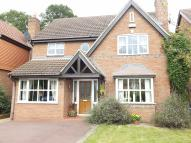Detached house in Cloisters Court, Oakwood...