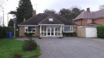 Detached Bungalow for sale in Station Road, Mickleover...