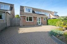 3 bed semi detached home for sale in Westcourt Lane...