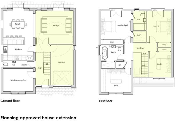 P2 - PLAN - HOUSE NEW
