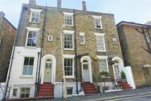 4 bedroom Terraced house in Laureston Place, DOVER...
