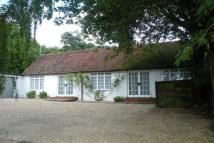 Frensham Bungalow to rent