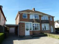 semi detached house for sale in Leicester Road   Quorn