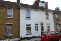 Terraced home to rent in West Street Gillingham...