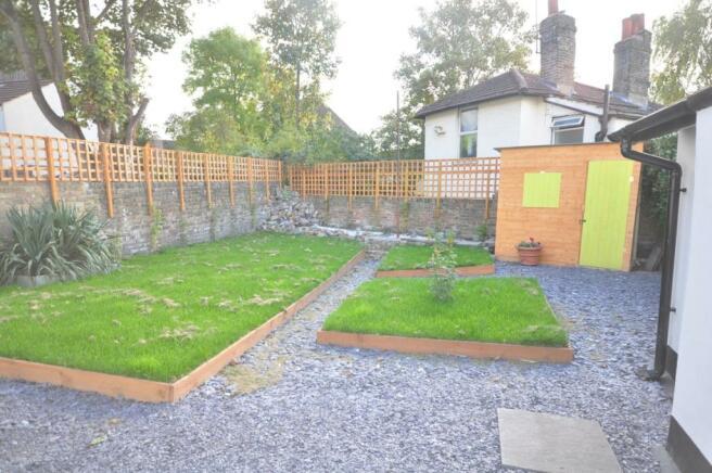 briar cottage garden