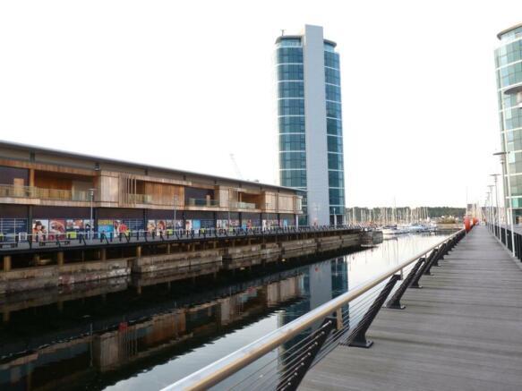 66 the wharf view