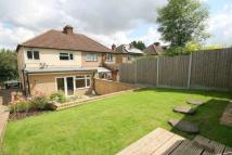 semi detached house in Roughdown Avenue, Boxmoor