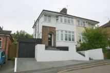 3 bedroom semi detached property in Meadow Road, Berkhamsted