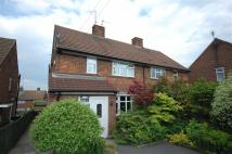 semi detached property in Central Avenue...