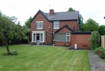 Detached home in Limes Avenue, Alfreton