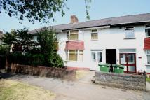 Caerphilly Road Terraced house to rent