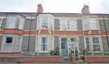 4 bedroom Terraced property for sale in Library Street, Cardiff