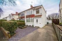 Bwlch Road semi detached property for sale