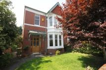 semi detached property to rent in Palace Road, Llandaff...