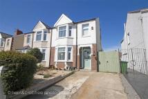 4 bedroom semi detached house in Bwlch Rd, Fairwater...