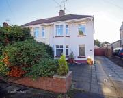 Whitehall Road semi detached house for sale