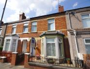 Terraced property in Forrest Road, Canton...
