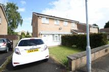 Brython Drive semi detached house to rent