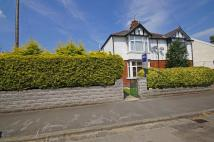 semi detached home for sale in Fairwater Grove East...