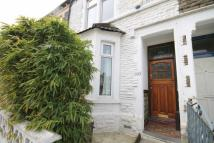 Terraced property in Moorland Road, Splott...