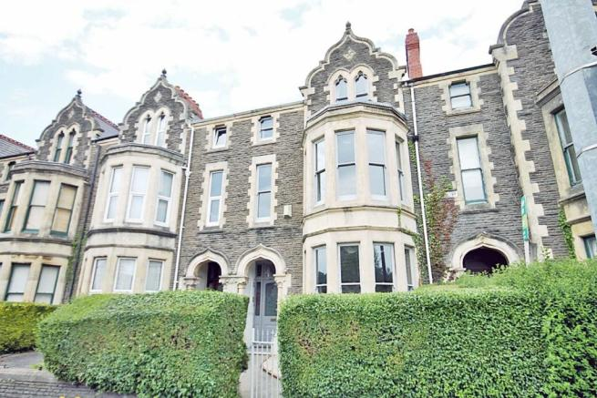 Cake Decorating Cathedral Road Cardiff : 6 bedroom terraced house for sale in Cathedral Road ...