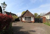 Detached Bungalow for sale in Benfleet Road, Benfleet...