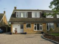 3 bed semi detached property to rent in Upper Lambricks...