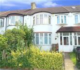 Terraced house in Selwood Road, Croydon...