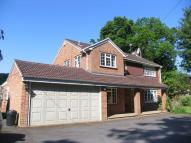 Detached property to rent in The Maultway, Camberley