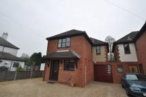 4 bedroom Detached house to rent in Grovefields Avenue...