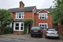 semi detached house to rent in Middle Gordon Road...
