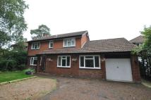 4 bed Detached house in Marshall Close, Frimley...