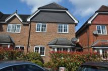 3 bedroom End of Terrace property to rent in Kings Glade, Yateley