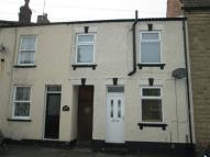 Terraced house in Newton Street, Mansfield...