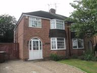 semi detached house in Marples Avenue...