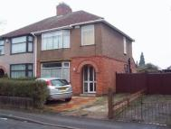Wyke Road semi detached house to rent
